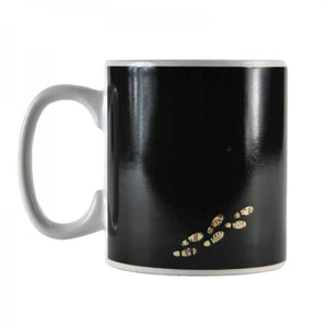 Harry Potter Marauder's Map Heat Changing Mug