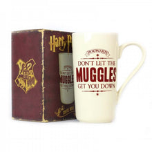 Harry Potter Latte Mug - Muggles - Krazy Gifts