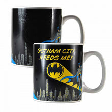 DC Batman Heat Changing Coffee Mug