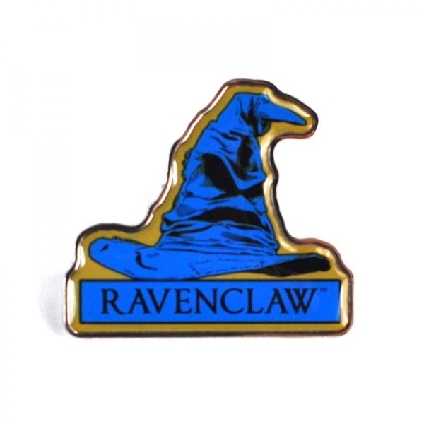 Harry Potter Enamel Badge-Ravenclaw Sorting Hat