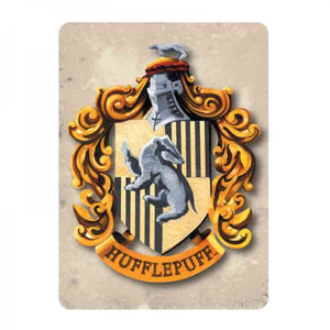 HARRY POTTER METAL MAGNET CHOICE OF 5 - Krazy Gifts