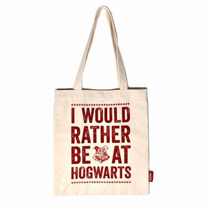 Harry Potter Shopper- Hogwarts Slogan