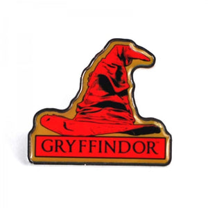 Harry Potter Enamel Badge-Gryffindor Sorting Hat