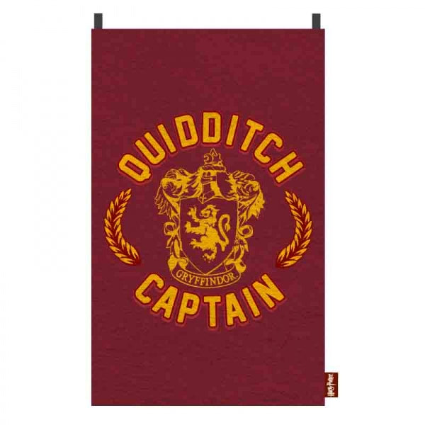 HARRY POTTER CAPE TOWEL - QUIDDITCH CAPTAIN - Krazy Gifts