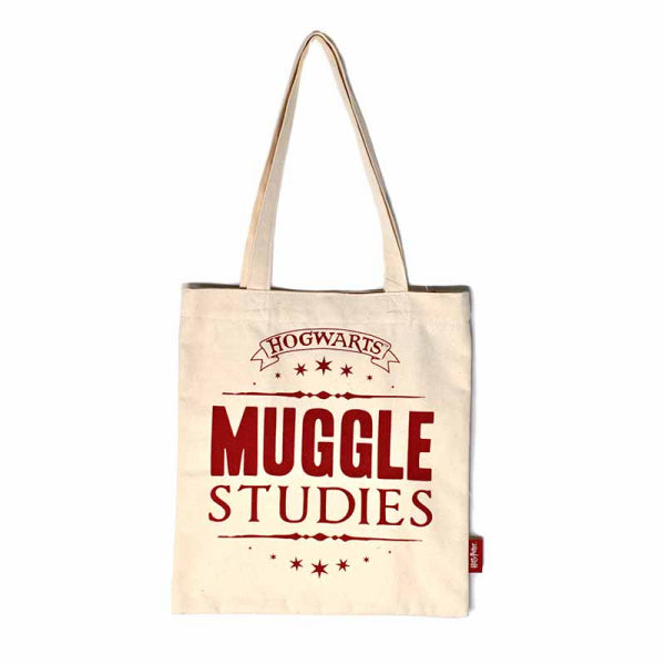Harry Potter Shopper -Muggles Studies