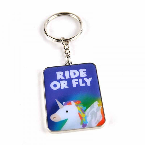 Jolly Awesome Keyring-Ride or Fly