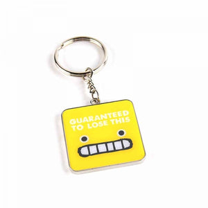 Jolly Awesome Keyring-Lose This