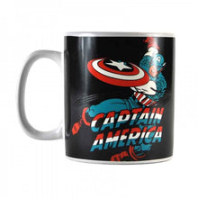 Marvel Captain America Heat Changing Mug - Krazy Gifts