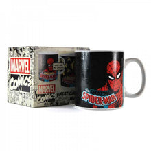 Marvel Spiderman Heat Changing Mug - Krazy Gifts