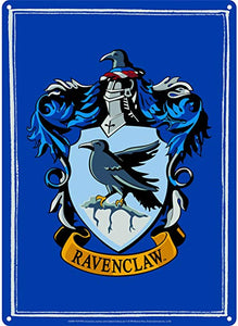 Harry Potter Small Tin Sign-Ravenclaw