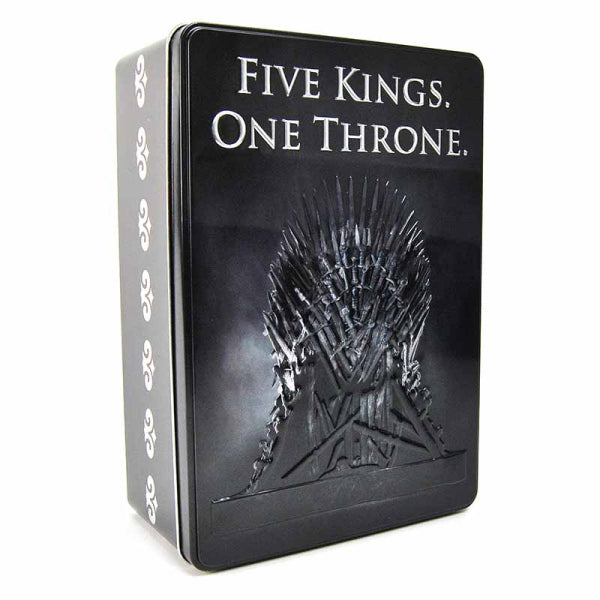 Tin Storage - Game Of Thrones (Five Kings)