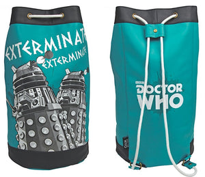 Doctor Who Duffle Bag