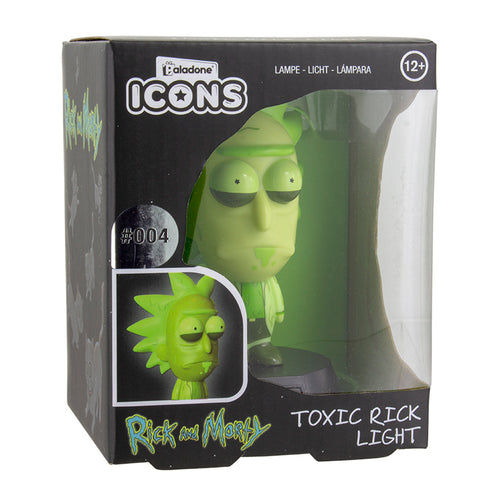 Rick and Morty Toxic Rick Light