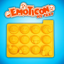 Emoticons Ice Cube Tray