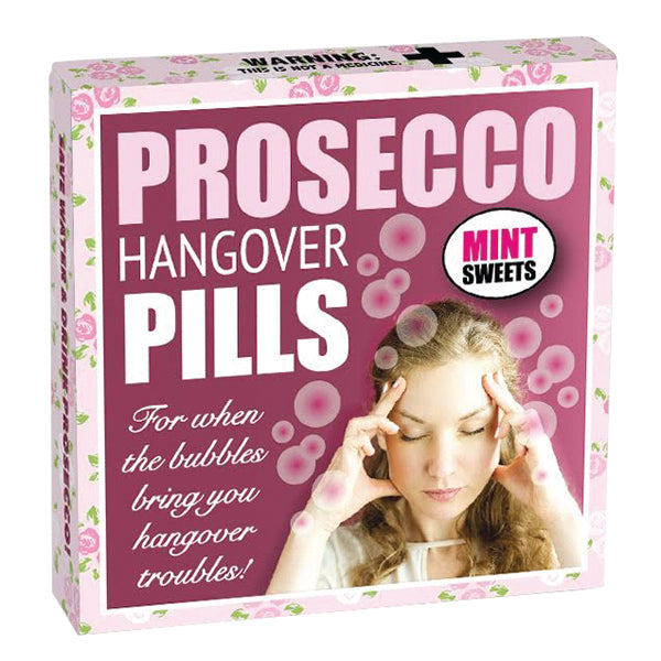 Large Mints - Prosecco Hangover Pills