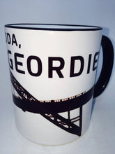 The Geordie Coffee Mug - Krazy Gifts