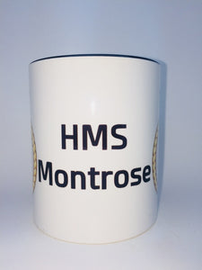 HMS Montrose Coffee/Travel Mug
