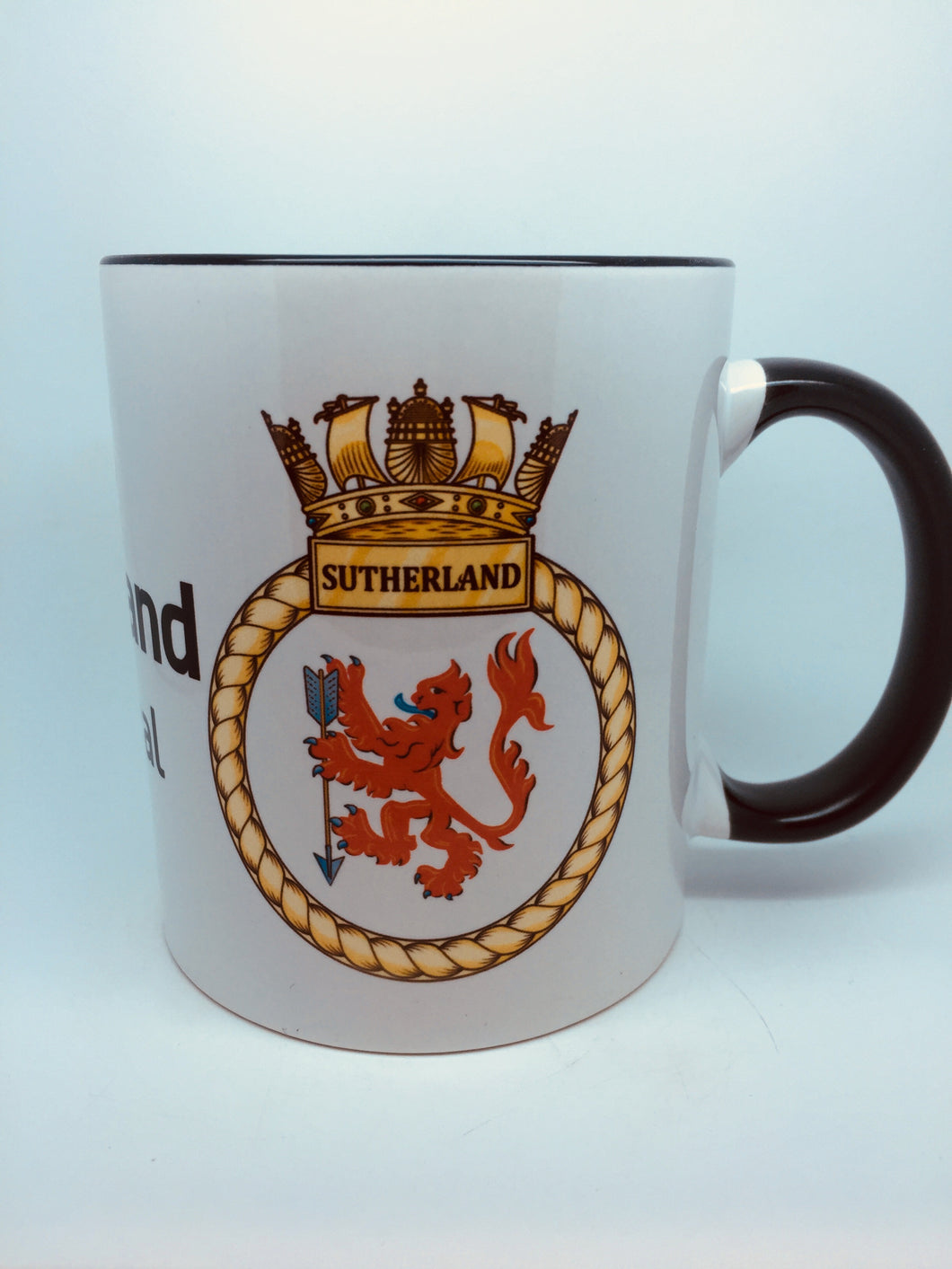HMS Sutherland Coffee/Travel Mug
