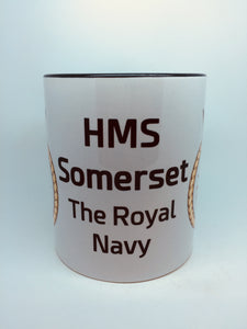 HMS Somerset Coffee/Travel Mug