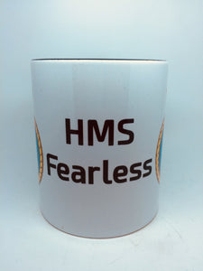 HMS Fearless Coffee/Travel Mug