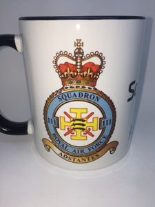 111 Squadron RAF Coffee/Travel Mugs