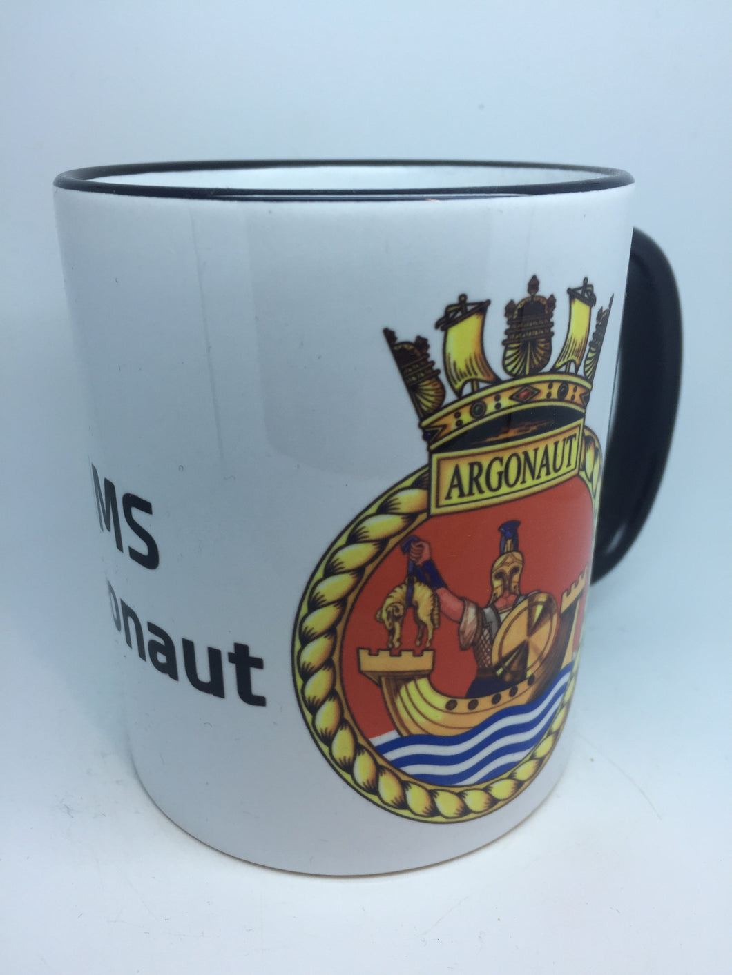HMS Argonaut Coffee/Travel Mugs