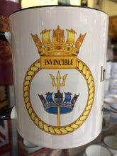 HMS Invincible Coffee Mug or Travel Mug.