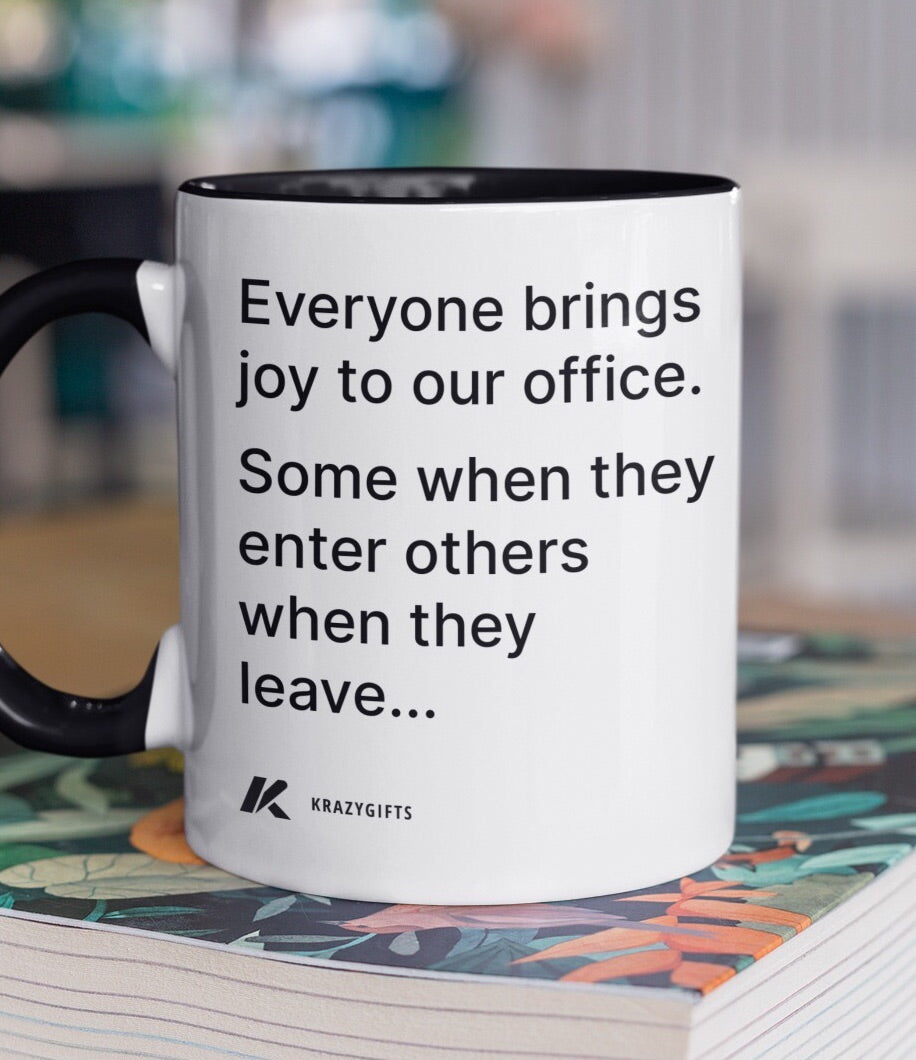 Office Joy-Coffee Mug