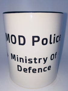 The MOD Police Travel/Coffee Mug