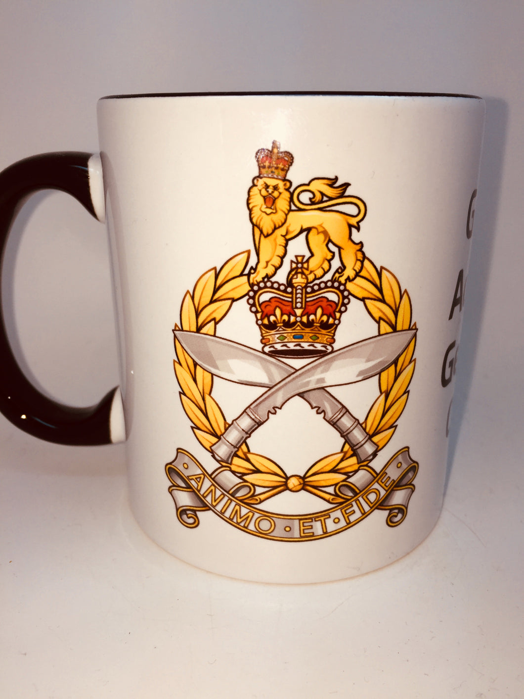 Gurkha Adjutants Generals Corps Coffee/Travel Mug