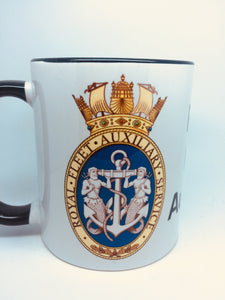 Royal Fleet Auxiliary Coffee/Travel Mug