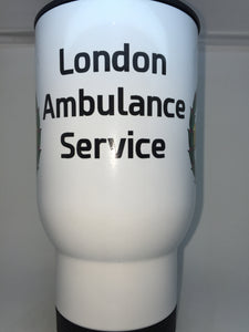 London Ambulance Service Coffee/Travel Mugs