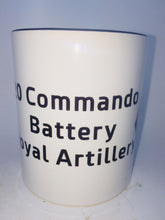 20 Commando Battery RA Travel/Coffee Mug