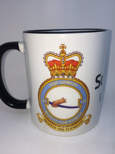 115 Squadron RAF Coffee/Travel mug