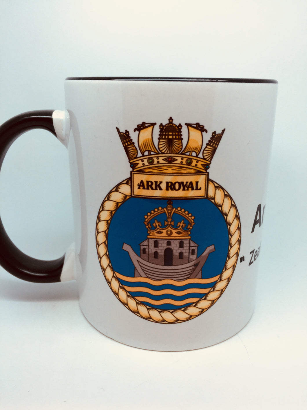 HMS Ark Royal Coffee/Travel Mug