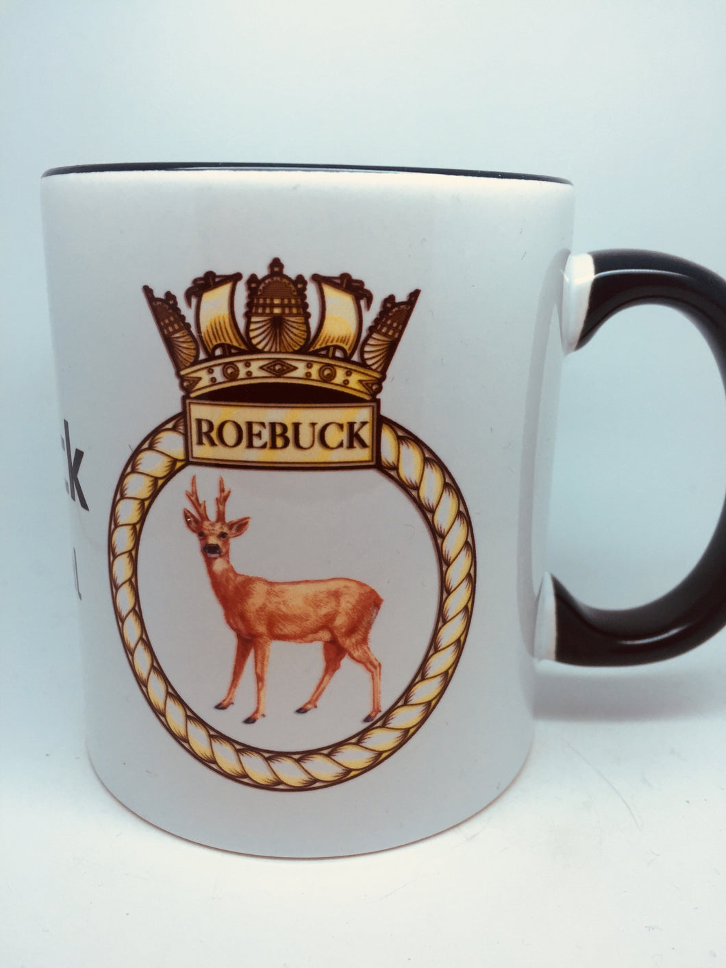 HMS Roebuck Coffee/Travel Mugs