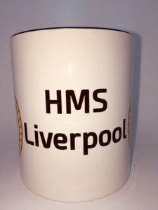 HMS Liverpool Coffee/Travel Mug