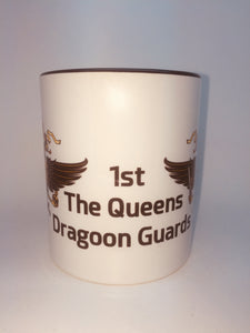 The Queen's Dragoon Guards Coffee/Travel Mug