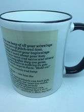 IF By Rudyard Kipling Coffee Mug