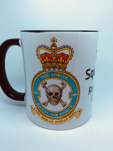 100 Squadron RAF Coffee/Travel Mugs