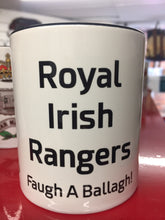 Royal Irish Rangers Coffee/Travel Mug