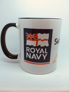Royal Navy Subs Coffee/Travel Mugs