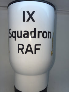 9 Squadron RAF Coffee/Travel Mug
