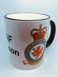 RAF Station Benson Coffee/Travel Mugs
