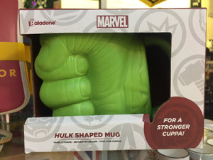 Marvel Avengers Hulk Shaped Mug
