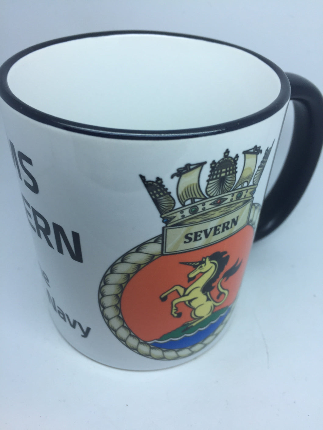 HMS Severn Coffee/Travel Mugs