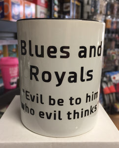 Blues and Royals Coffee/Travel Mug