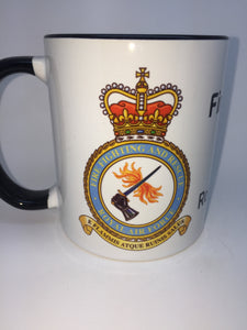 RAF Fire and Rescue Coffee/Travel Mugs