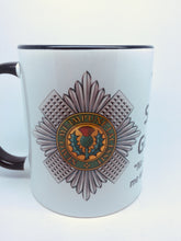 Scots Guards Coffee/Travel Mugs