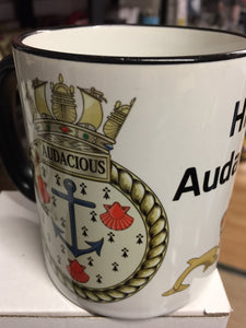 HMS Audacious Coffee-Travel Mugs